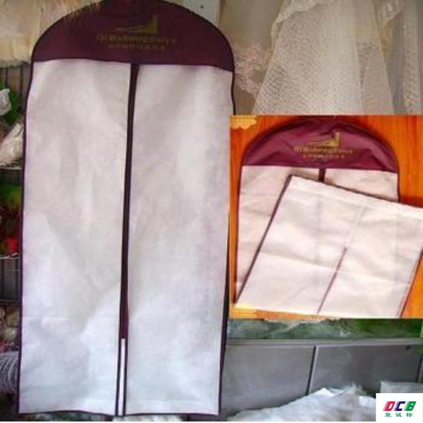 厂家订做西装套无纺布西装防尘套定做棉布牛津布西装套定制衣服防尘套47